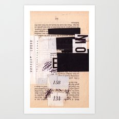 BOOKMARKS SERIES pg 302 Art Print