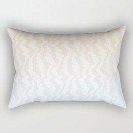Broken Monitor Rectangular Pillow