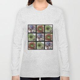 Succulents A plenty Long Sleeve T-shirt