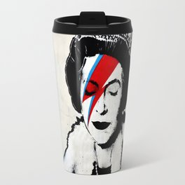 Banksy, Queen Travel Mug