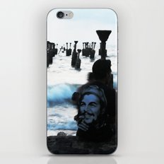 Che by the sea iPhone & iPod Skin