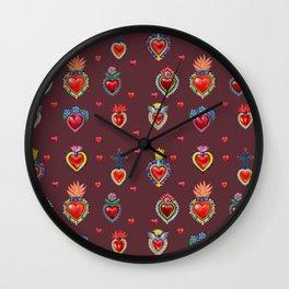 My Heart's Desire Wall Clock