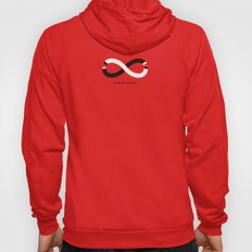 Never stop creating (the infinity pencil) Hoody