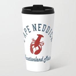 Cape Neddick - Maine. Travel Mug