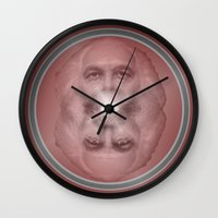 marx Wall Clocks featuring Good Guy Marx by van de Velde Design