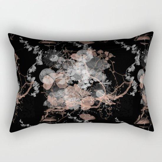 Black Spring II Rectangular Pillow