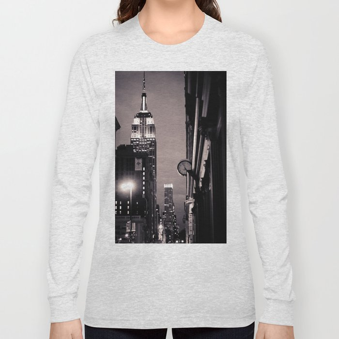What time is it? Long Sleeve T-shirt
