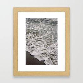 Wash Away Framed Art Print