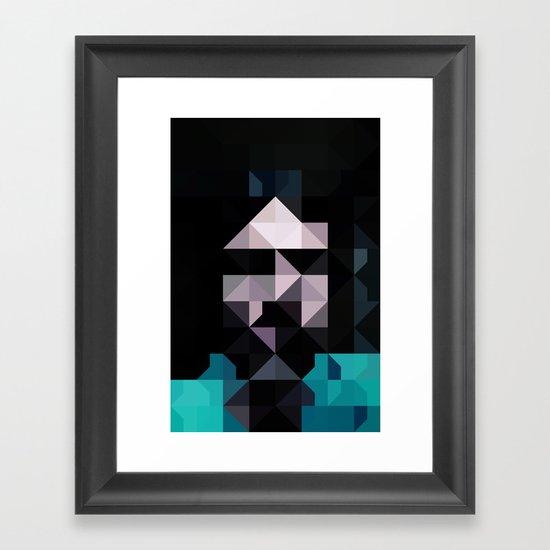 Lyok Framed Art Print