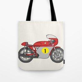 MV Agusta GP 500 Tote Bag