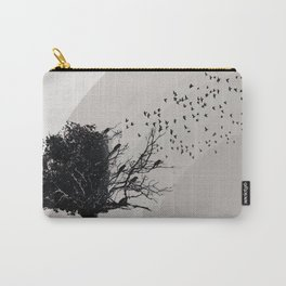 Forgotten tree Carry-All Pouch