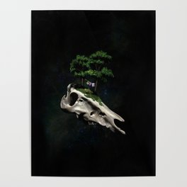 The Third Sanctuary in Space Poster