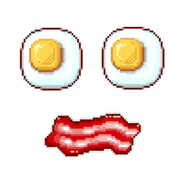 What's up, Egg Face! Duvet Cover