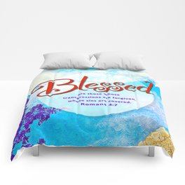 Blessed! Comforters