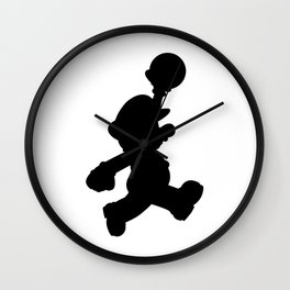 #TheJumpmanSeries, Mario Wall Clock