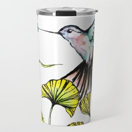 Be Still Wings, So I Can Always Remember You This Way Travel Mug