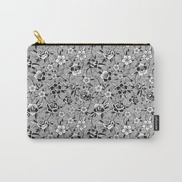 Twilight in the Rose Garden Carry-All Pouch