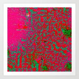 The Colorblind Initiative Art Print