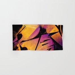 B--Abstract Hand & Bath Towel