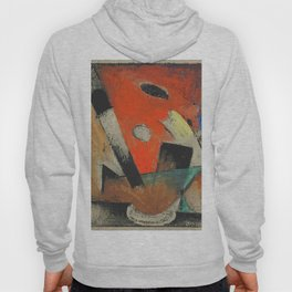 "Franz Marc ""Abstrakte Komposition"" Hoody"