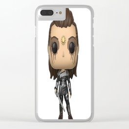 Lexa Toy Clear iPhone Case