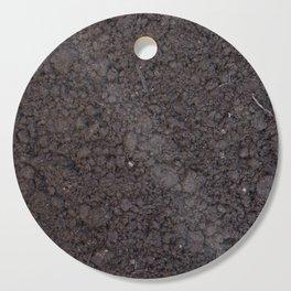 Texture #6 Soil Cutting Board