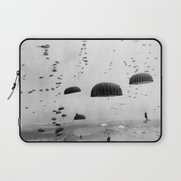Airborne Mission During WW2 Laptop Sleeve