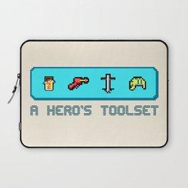 A Hero's Toolset Laptop Sleeve