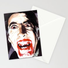 The Horror of Dracula Stationery Cards
