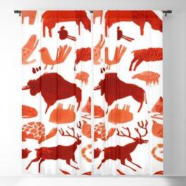 Animals Blackout Curtain