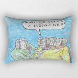 Homage Rectangular Pillow
