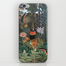 Henri Rousseau - The Dream iPhone Skin