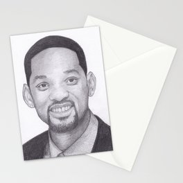 Will Smith - Fresh Prince Stationery Cards