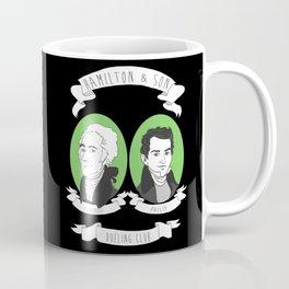Ham and Son Dueling Club Coffee Mug
