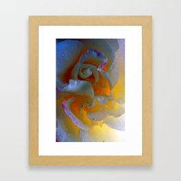 just breathe Framed Art Print