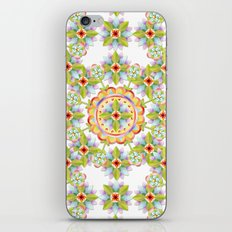 Starflower Blossoms iPhone & iPod Skin