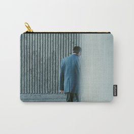 Passing Through, Sometimes happy, sometimes blue. Carry-All Pouch
