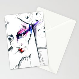 Muses ·1 Stationery Cards
