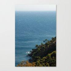 Sea landscape 1766 Canvas Print