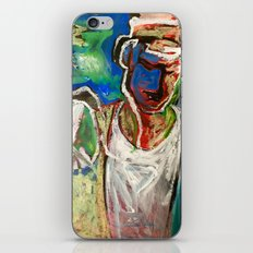 Not Just a Number iPhone & iPod Skin