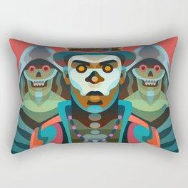 Baron Samedi Rectangular Pillow