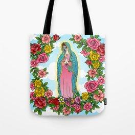 Maria De Los Muertos Tote Bag