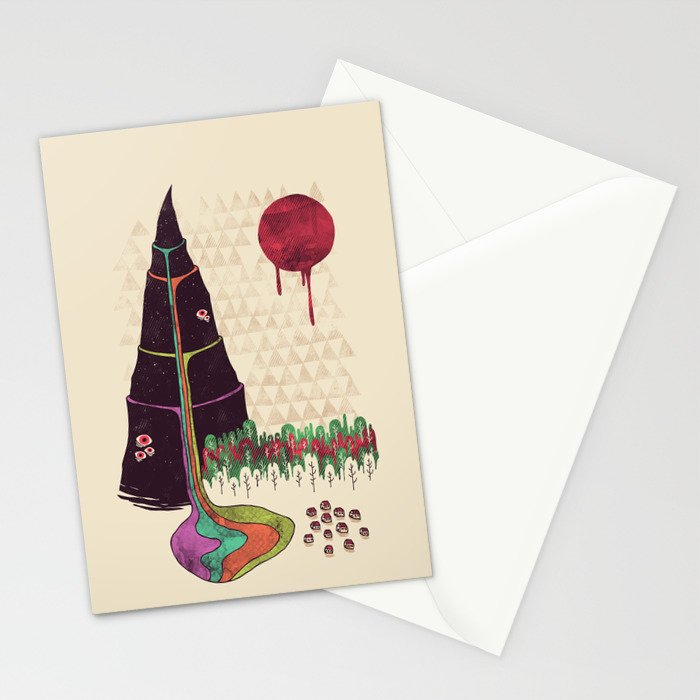 Holy Mountain Stationery Cards