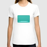 radio T-shirts featuring radio by brittcorry