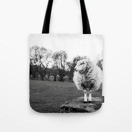 Avebury Sheep Tote Bag