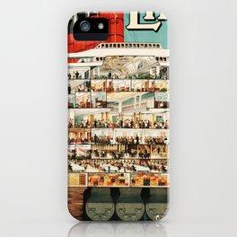 Cunard Line iPhone Case