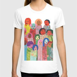 All the People T-shirt