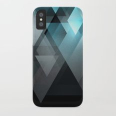 mountain iPhone X Slim Case