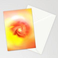 Orange Bliss Stationery Cards