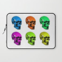 Mors Certa, Hora Incerta Laptop Sleeve